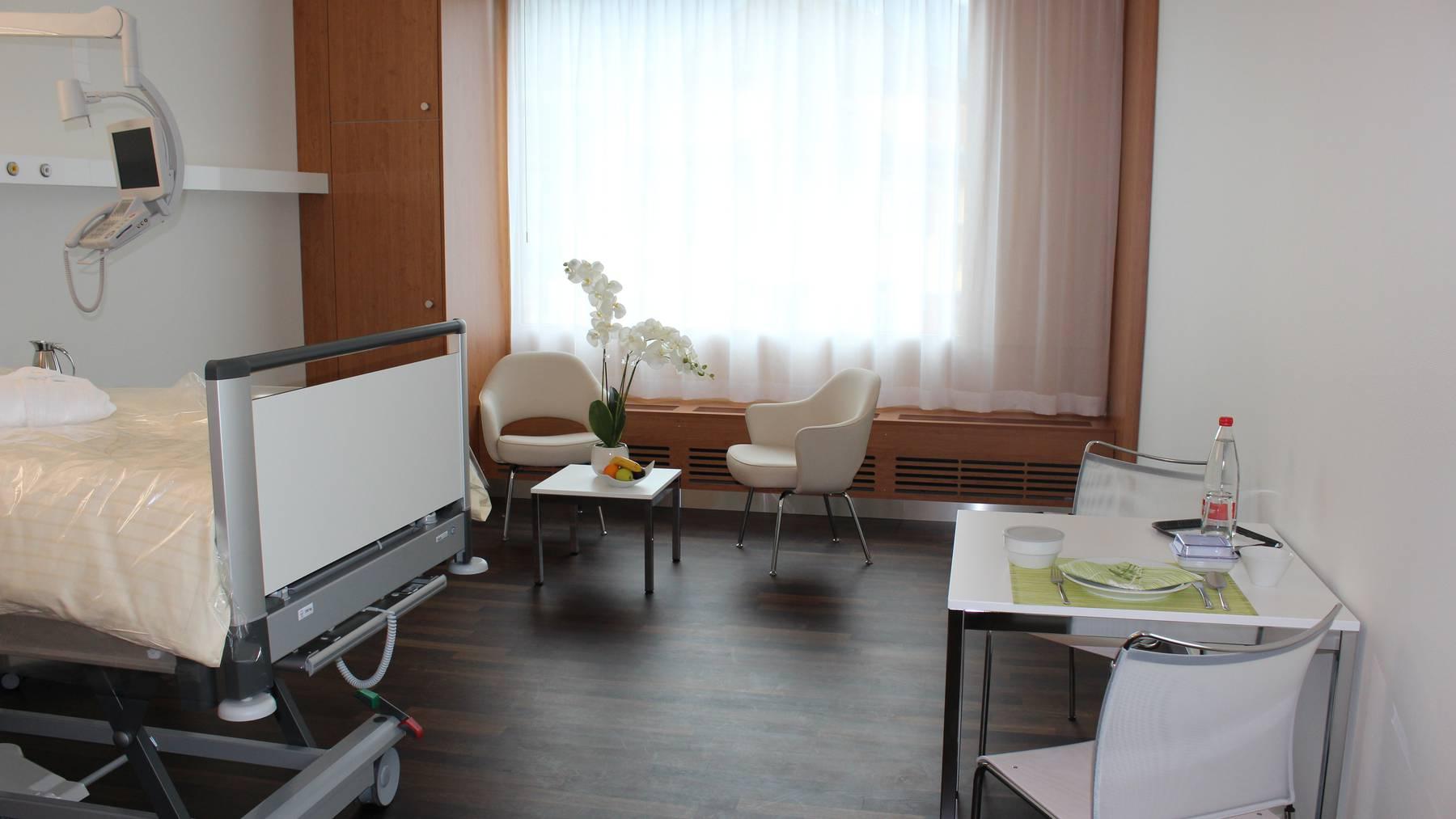 Keine Spitalbesuche in Ob- und Nidwalden