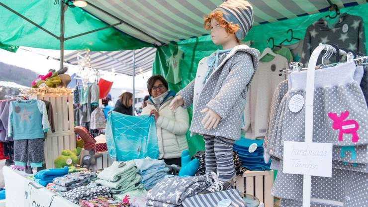 Impressionen vom Weihnachtsmarkt Würenlos 2017.