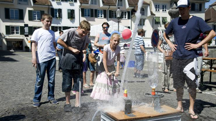 BEKB Familientag in Altstadt Solothurn  001