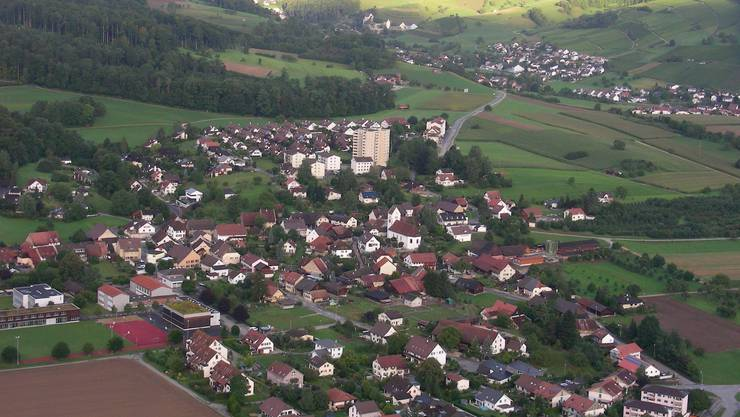Für den Neubau der Erschliessung Dorf steht an der Gemeindeversammlung in Veltheim ein Kredit von 350 000 Franken zur Diskussion.