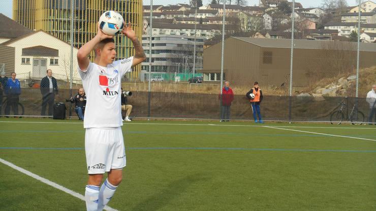 FC Wohlen - FC Luzern 1:0