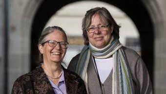 Wie Marlis Stähli und Jeanne Pestalozzi die letzte Äbtissin wiederentdeckten.