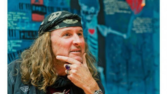 Rockmusiker Chris von Rohr: «Meine Neugier auf das Leben ist noch lange nicht gestillt.» Foto: Emanuel Freudiger