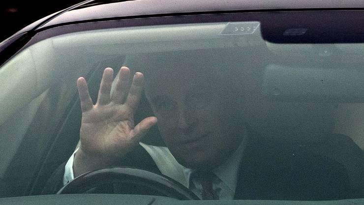 Prinz Andrew kann sich im Epstein-Skandal an nichts erinnern. Eines der möglichen Opfer hat seine Vorwürfe gegen Andrew erneuert und spricht darüber in einer Sendung der britischen Rundfunkanstalt BBC. (Archiv) l