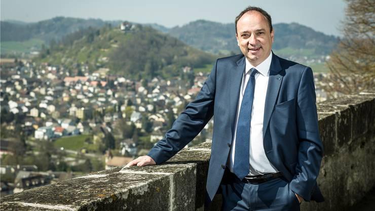 Markus Dieth: Kinderzulagen-Massnahme erhöht die Akzeptanz. Chris Iseli