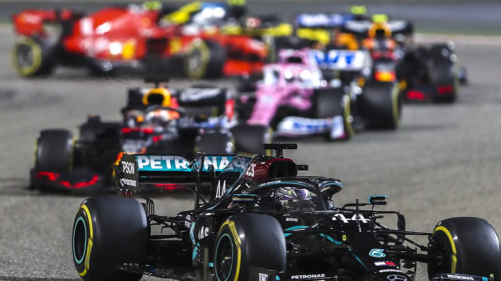 Die Formel 1 ist ab 2023 in St. Petersburg zu Gast