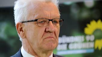 Der Grüne Winfried Kretschmann soll in Baden-Württemberg wieder Ministerpräsident werden