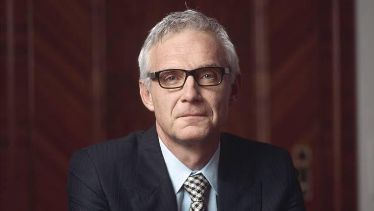 Urs Rohner: Verwaltungsratspräsident Credit Suisse und Verwaltungsrat Glaxo Smith Kline