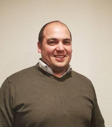 Christoph Gehrig ist neuer Gemeinderat in Bellikon.