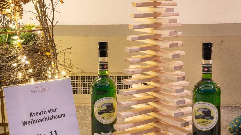 Christbaum-Aktion 2019: Der Baum von Diwisa