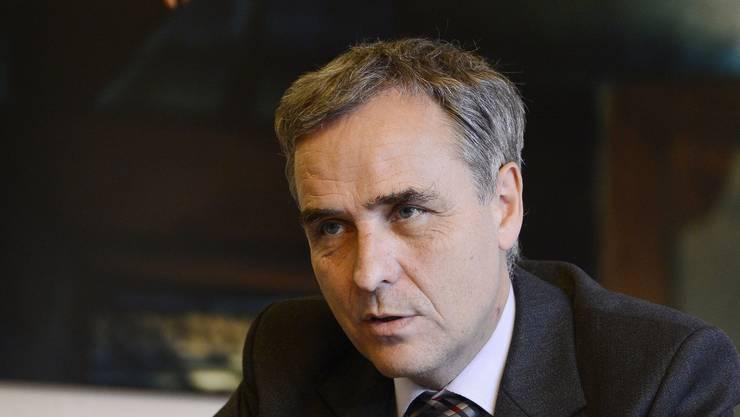 Regierungspräsident Guy Morin hat mit seiner Äusserung über Hanspeter Gass die FDP verägert.