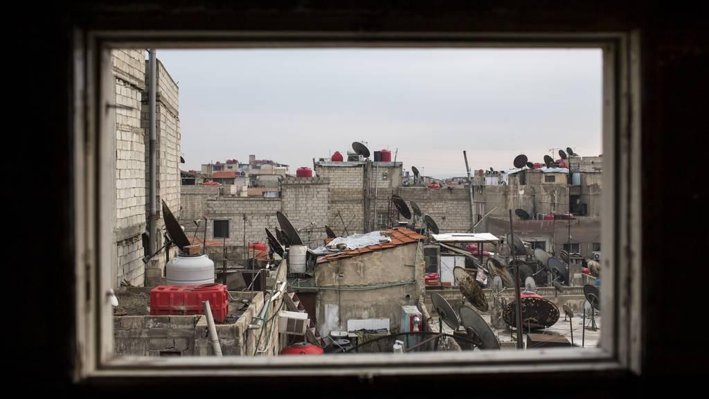 Schweizer Firma lieferte Chemikalien nach Syrien