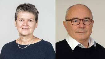 Regina Flury von Arx (Grüne) und der parteilose Markus Meyer-Engeler konnten sich in Gesprächen nicht einigen.