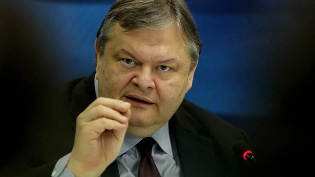 Verlässt die Regierung: Der neue Chef der griechischen Sozialisten, Evangelos Venizelos (Archiv)