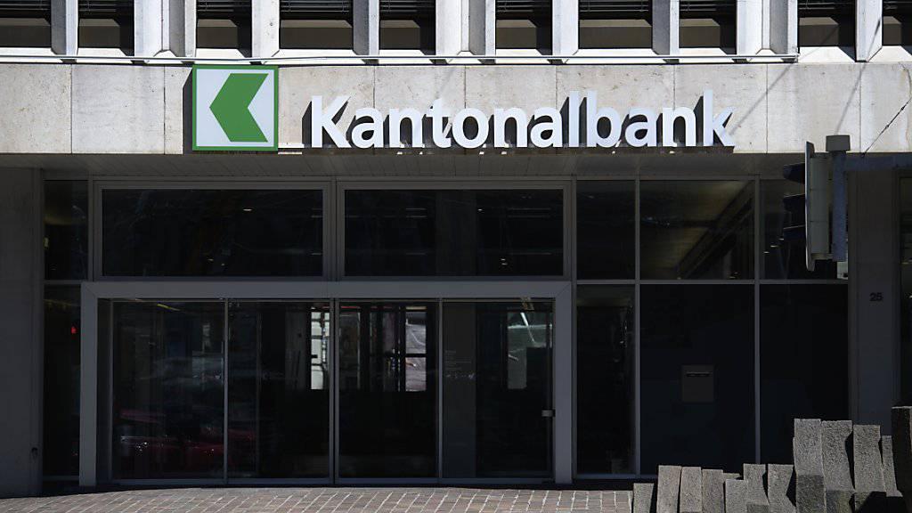 Die St. Galler Kantonalbank hat 2018 Ertrag und Gewinn gesteigert. (Archiv)