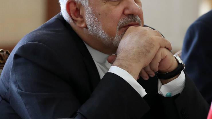 Der iranische Aussenminister Dschavad Zarif.