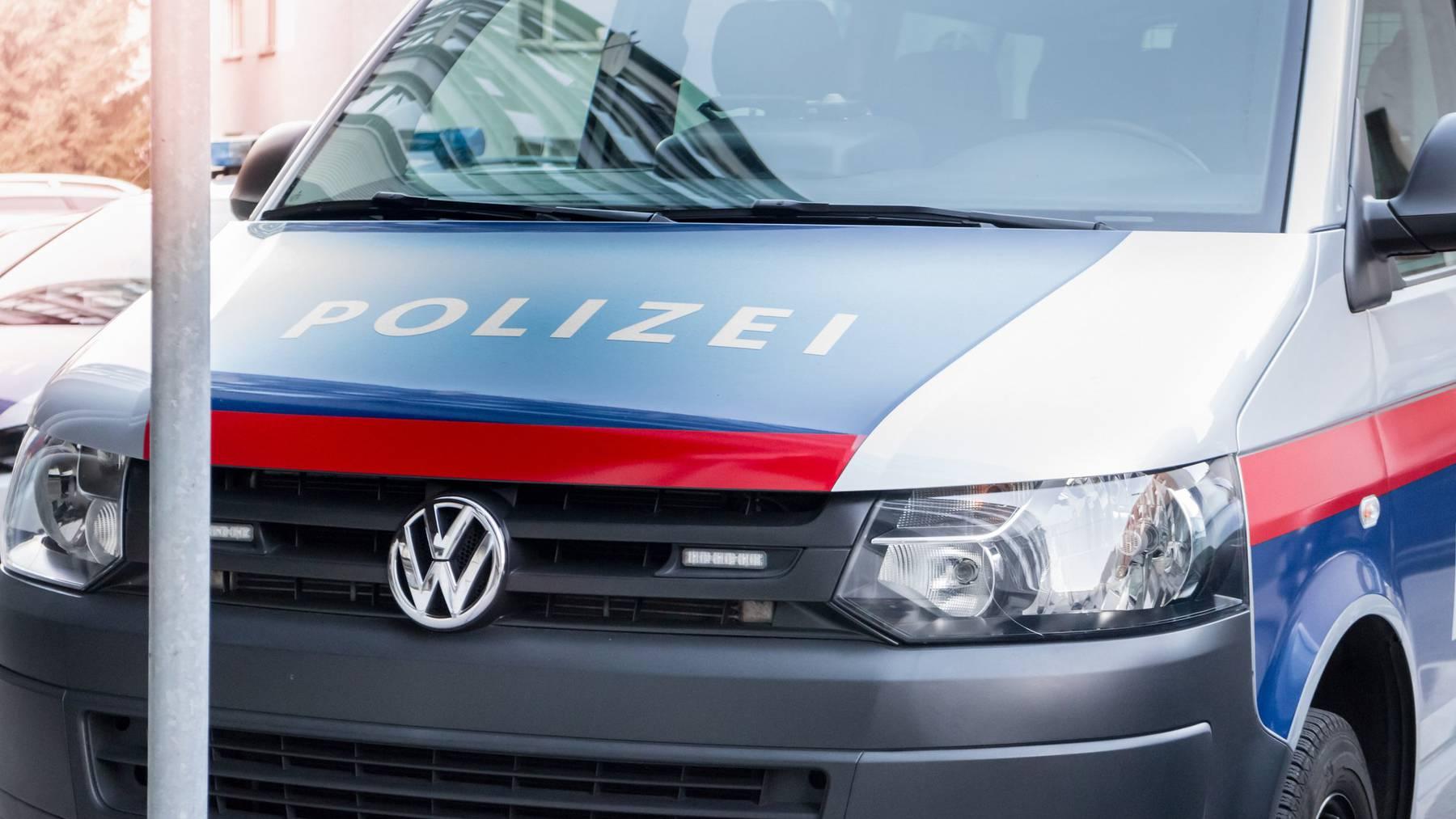 Die Vorarlberger Polizei sucht nach dem flüchtigen Täter. (Symbolbild)