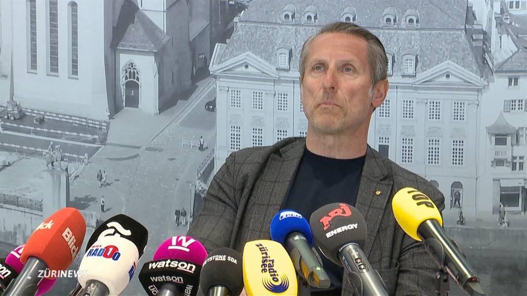 Stephan Anliker tritt als GC-Präsident zurück