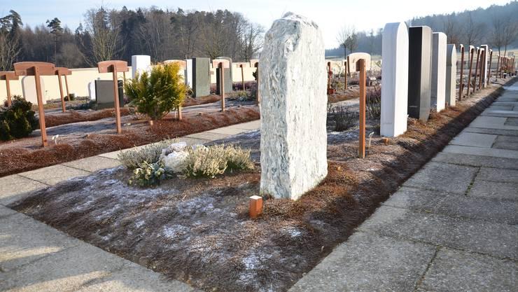 In Schlieren soll ein Grabfeld für Muslime errichtet werden, so wie es in Witikon bereits besteht.