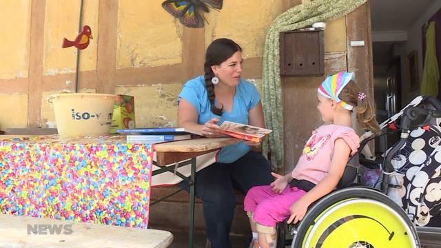 Entlastungsdienst Kanton Bern unterstützt 5-Jährige seit Geburt