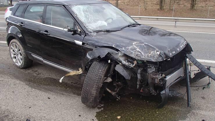 Unfall in Allschwil fordert eine Verletzte (Symbolbild)