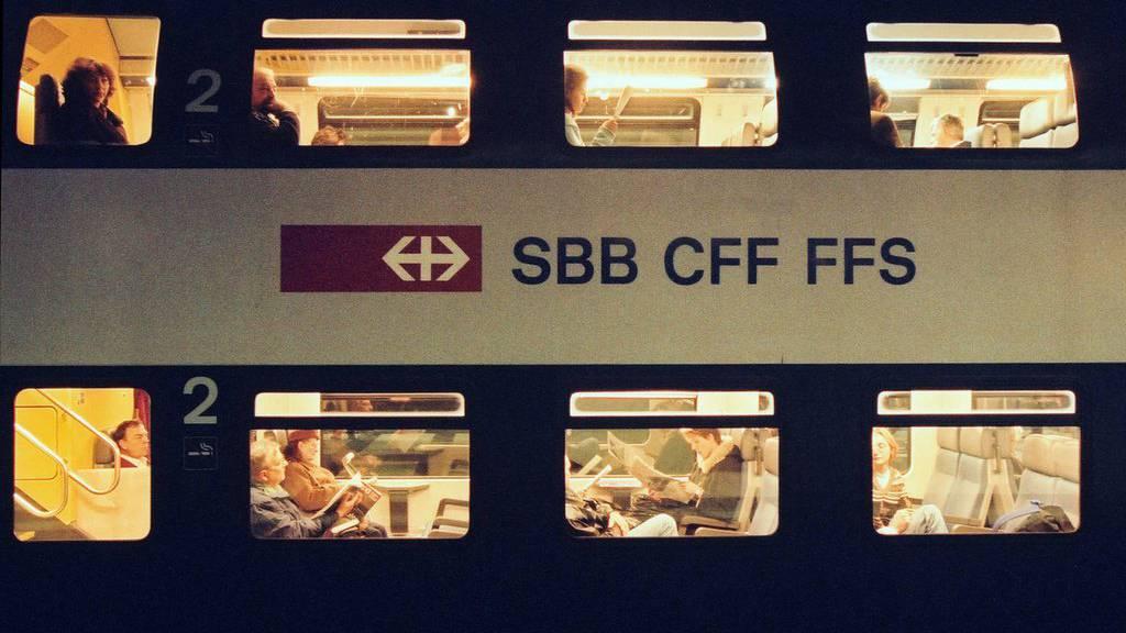 Auf der Strecke Gossau – St.Gallen kommt es zu Verspätungen. (Symbolbild)