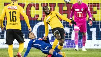 Auch Leader Young Boys knickt gegen den FC Luzern ein