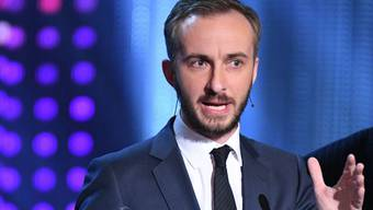 Satiriker Jan Böhmermann.