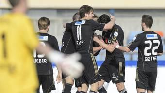 Wieder nichts! Wohlen verliert zuhause 0:1 gegen den FC Chiasso.