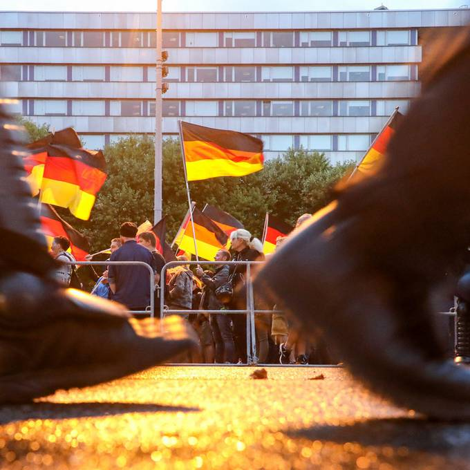 Die Ausschreitungen in Chemnitz
