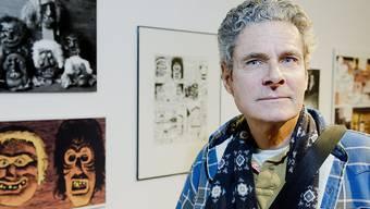 Der Waadtländer Comiczeichner Bernard Cosey in einer Aufnahme von 2012.