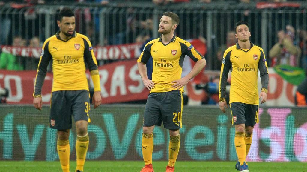 Schafft Arsenal die Wende?