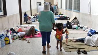 Nicht nur die USA, auch die EU setzt auf Abschreckung in der Flüchtlingsfrage. Im Bild der Bahnhof von Ventimiglia. (Archiv)
