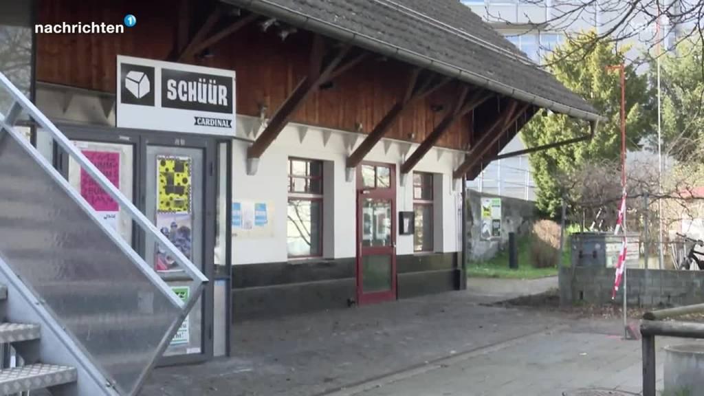 Stadt Luzern gibt Gas beim Ausbau des Konzerthauses Schüür