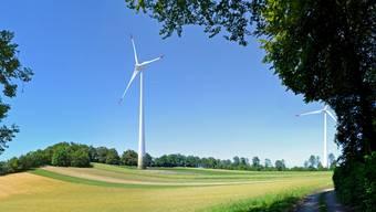 Kienberg entscheidet über Windpark