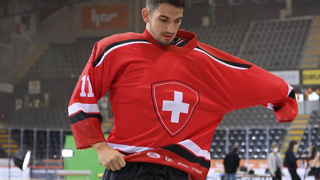 National League statt NHL: Damien Riat spielt nächste Saison für Lausanne in der Schweiz