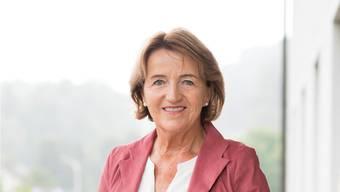 «Es gibt noch viel zu tun.» Renate Gautschy, Grossrätin und Präsidentin der Aargauer Gemeindeammänner-Vereinigung kandidiert noch einmal als Gontenschwiler Ammann.
