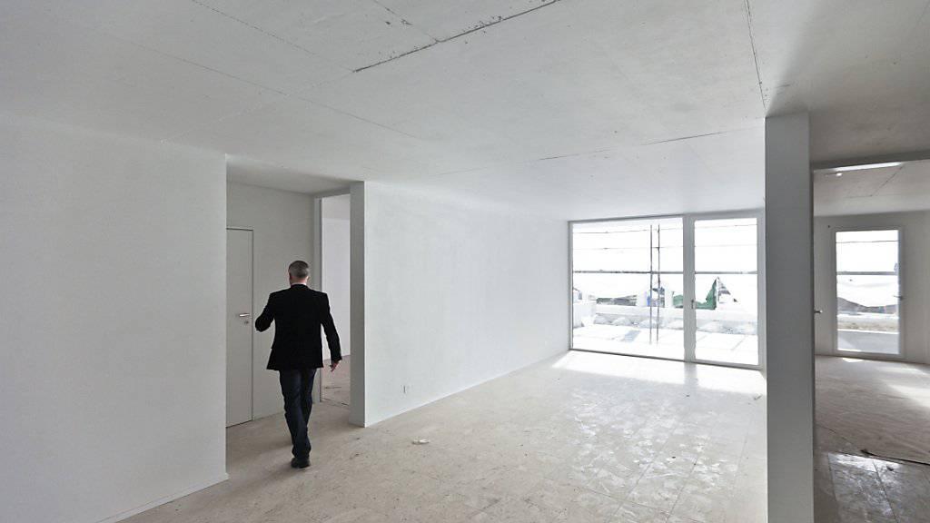 Dank der im 2014 eingeleiteten Umstrukturierung schreibt die Immobiliengesellschaft Züblin wieder schwarze Zahlen. (Symbolbild)