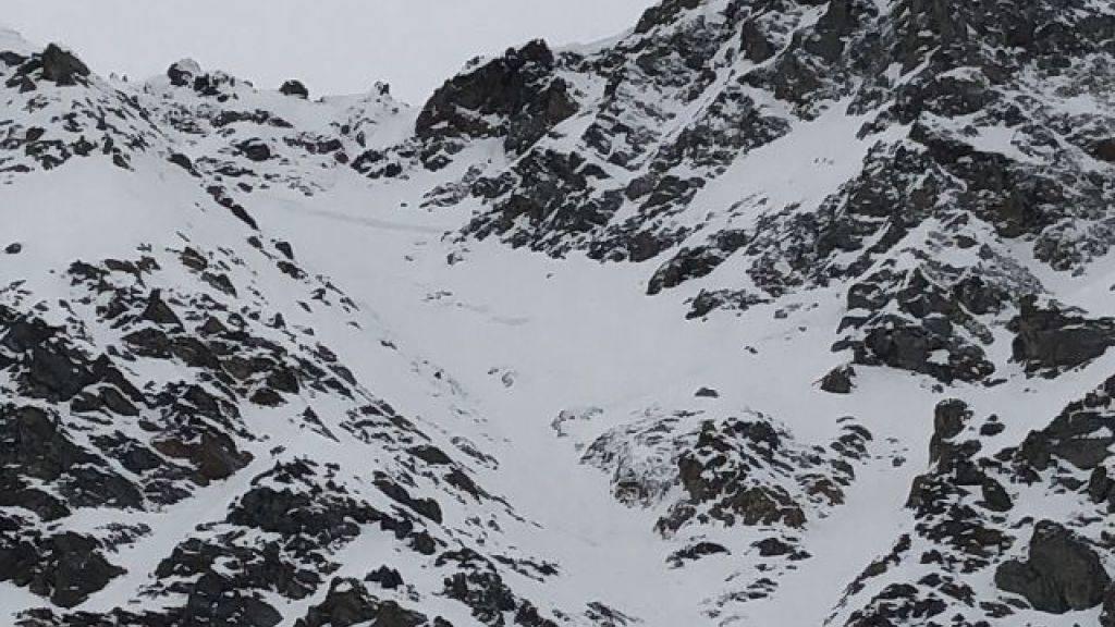 Zwei Tourenskifahrer kommen in Lawine ums Leben