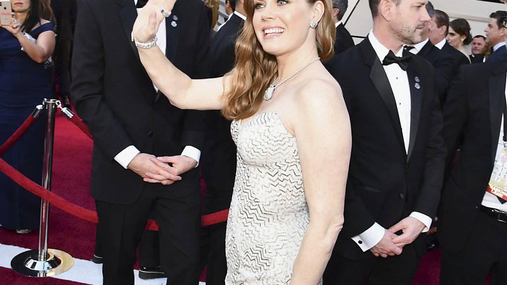 Amy Adams landet mit neuer Firma bei HBO