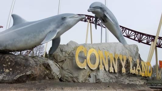 Connyland: Bald gibt es hier keine Delfine mehr