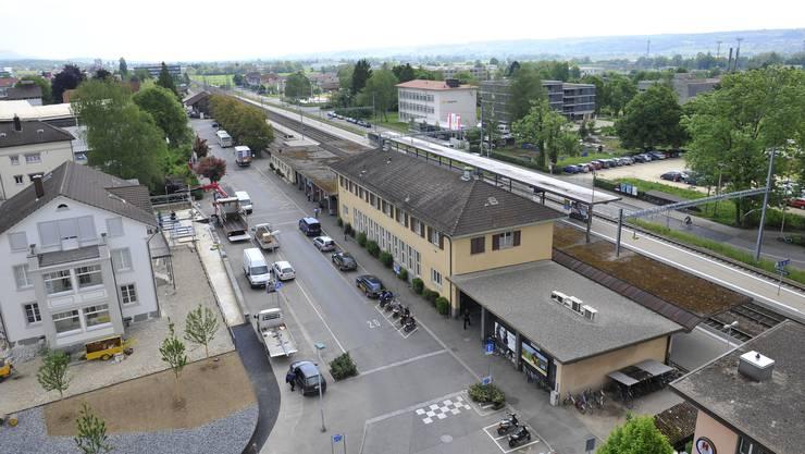 Der Gemeinderat war in letzter Zeit mit Sitzungen und Workshops zu Themen wie der Neugestaltung des Areals um den Bahnhof Grenchen Süd sehr gefordert.