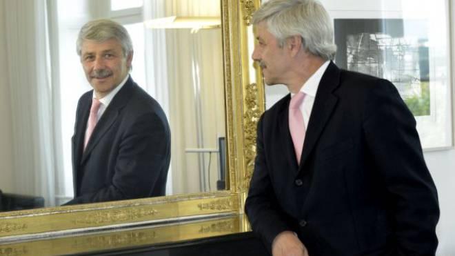 Carlo Conti wird auch bei Genolier seine Vergangenheit als Gesundheitsdirektor nicht so schnell los. Foto: Nicole Nars-Zimmer