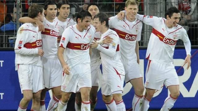 Der VfB Stuttgart gewinnt Derby in Freiburg