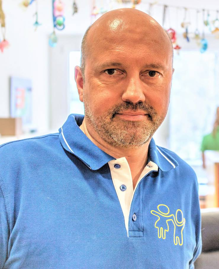 «Ich könnte jede Woche 50 neue Patienten aufnehmen», sagt Marcus Roos.