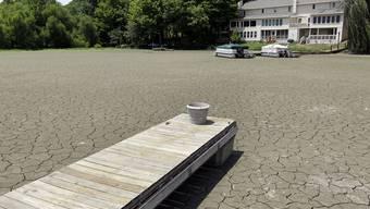 2012 war das heisseste Jahr seit Beginn der Messungen in den USA (Symbolbild)