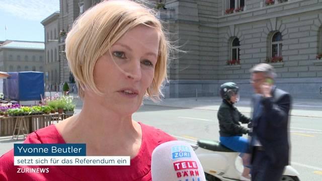 Referendum gegen USR III lanciert