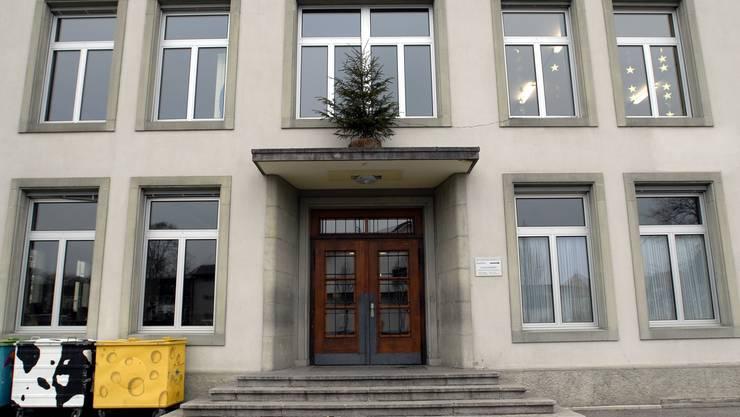 Schulhaus Kreuzfeld 4 Langenthal
