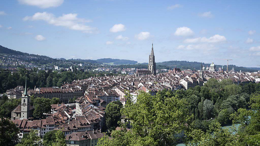 Die Stadt Bern will im kommenden Jahr viel Geld in Schulen und Sportanlagen investieren.