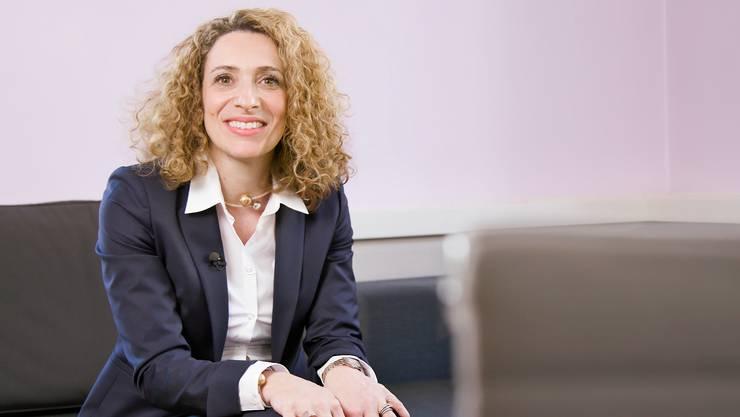 Serena Fioravanti sitzt neu im Verwaltungsrat der NAB.